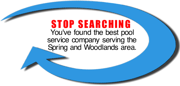 Pool Service The Woodlands