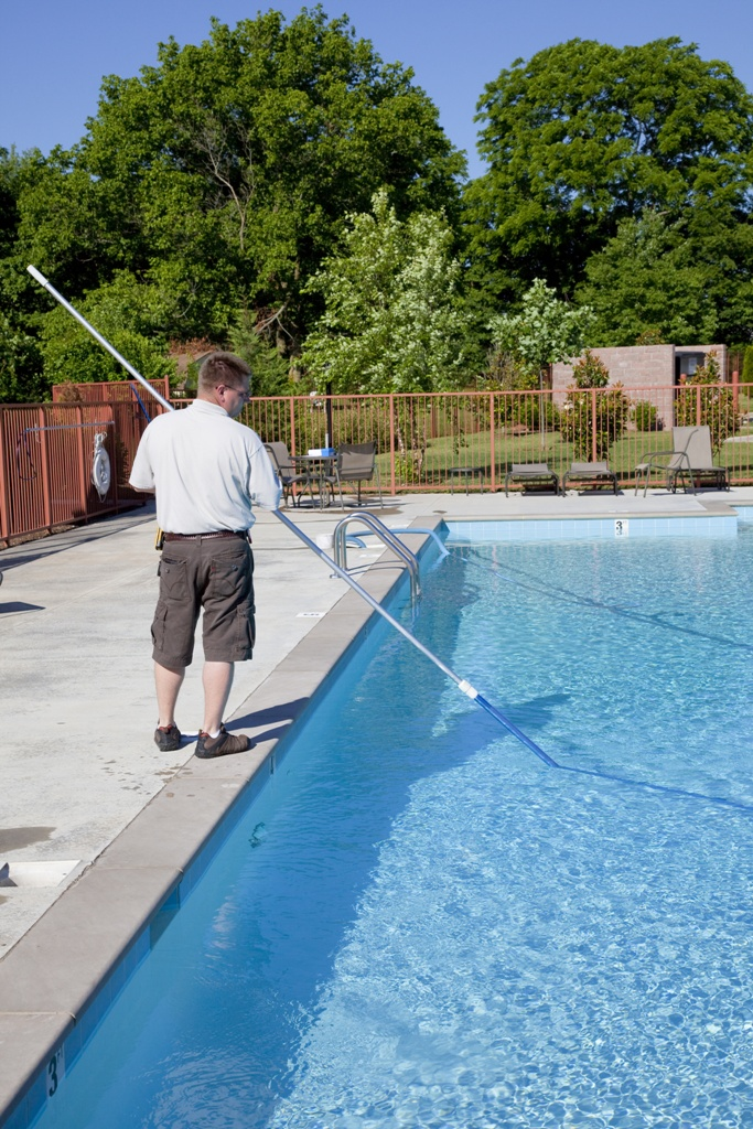 pool service spring tx