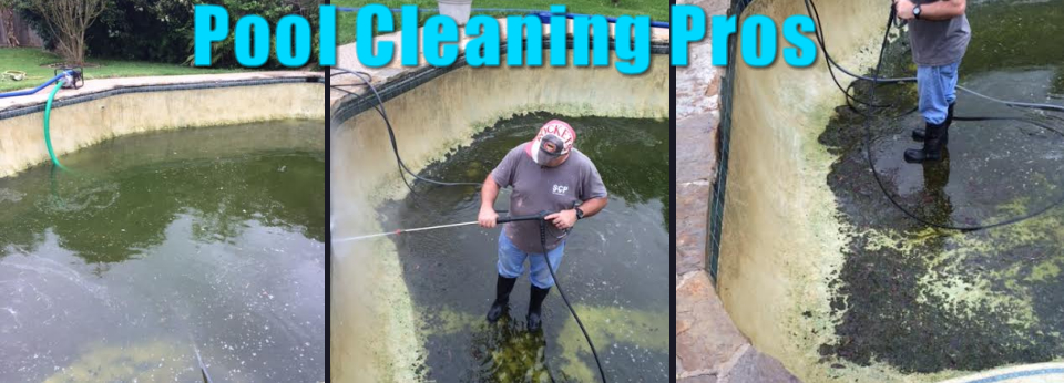 pool cleaning experts